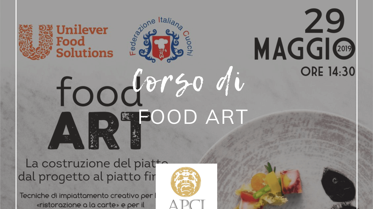 Corso di Food Art | APCI Ragusa